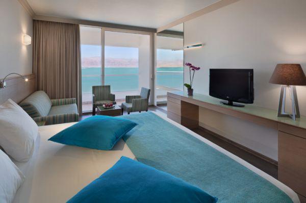гостиница в  Мертвое море Краун Плаза