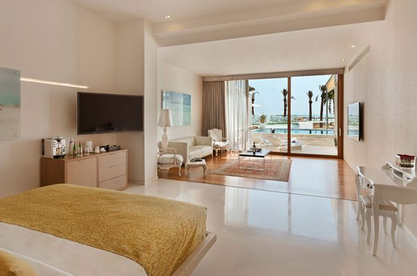 בית מלון הוד המדבר בים המלח
