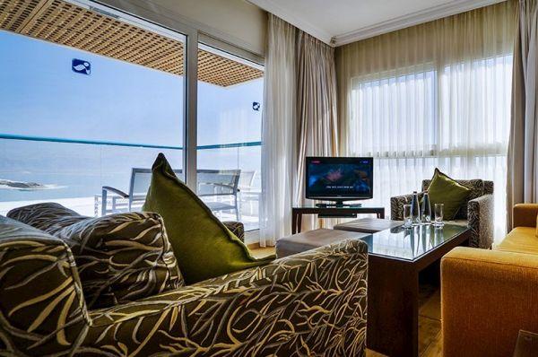 люкс отель Исротель в  Мертвое море - Свита