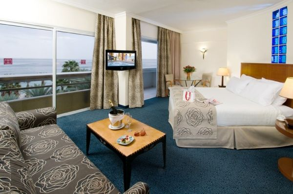 בית מלון לאונרדו פלאזה ב אילת - דלקס
