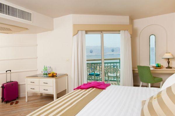 בית מלון הרודס פאלאס 5 כוכבים באילת - סוויטה קלאב  קאסל