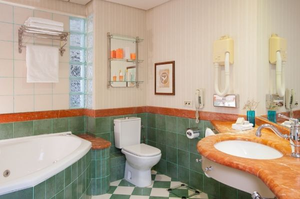 מלון יוקרתי הרודס פאלאס אילת - סוויטה קלאב  קאסל