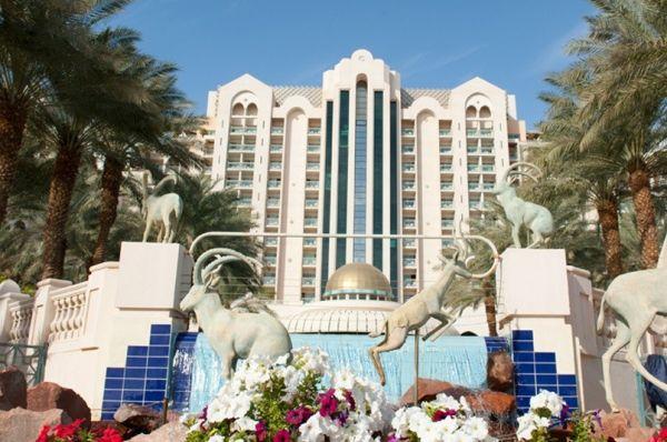 בית מלון דלוקס הרודס פאלאס אילת