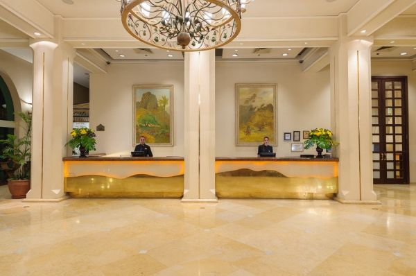 בית מלון דלוקס הרודס פאלאס באילת