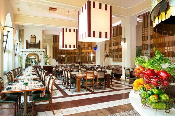מלון יוקרתי הרודס פאלאס