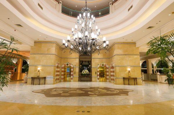 מלון דה לוקס הרודס פאלאס אילת