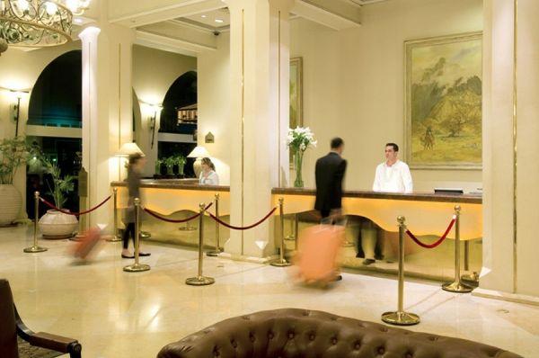 מלון דה לוקס הרודס פאלאס