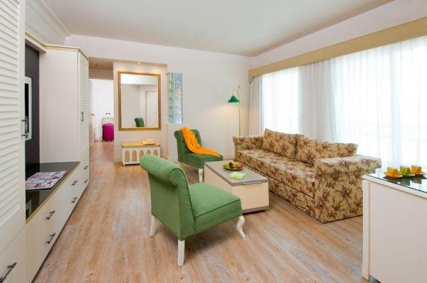 בית מלון יוקרתי הרודס פאלאס אילת - סוויטה דלקס קאסל
