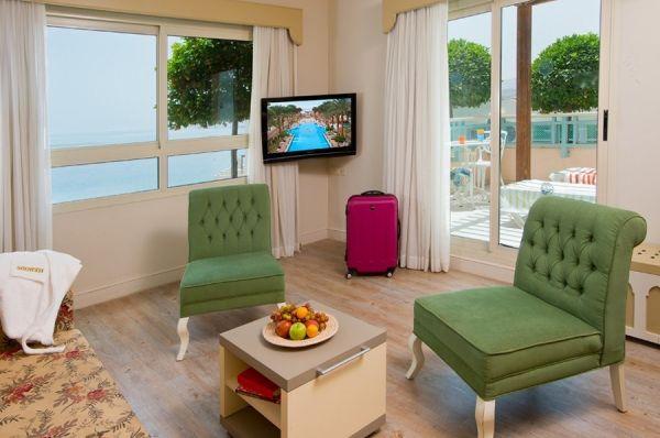 מלון 5 כוכבים הרודס פאלאס אילת - סוויטה קאדים