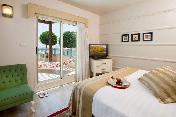 בית מלון הרודס פאלאס 5 כוכבים אילת - סוויטה קאדים