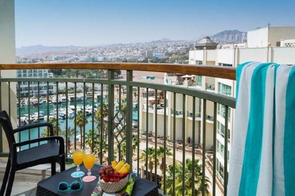 отель Magic Palace Эйлат - Номер Grand Deluxe Panoramic