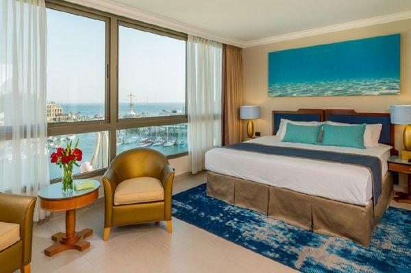 гостиница Мэджик Палас Эйлат - Номер Deluxe Panoramic