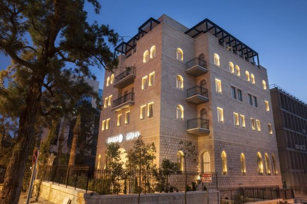 отель бутик Бэй Клаб Хайфа