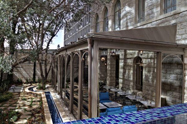отель бутик  Бэй Клаб  в Хайфа