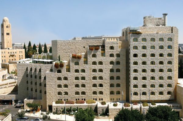 Дан Панорама Иерусалим и Иудея