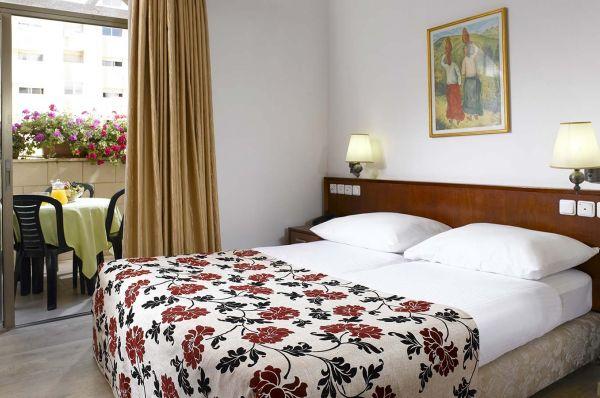 בית מלון לב ירושלים - סוויטה