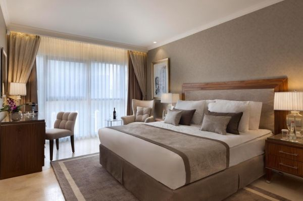 בית מלון הרברט סמואל 5 כוכבים בירושלים