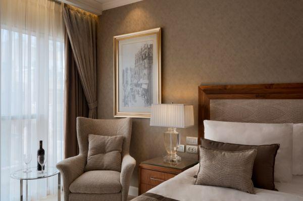 מלון דה לוקס הרברט סמואל בירושלים