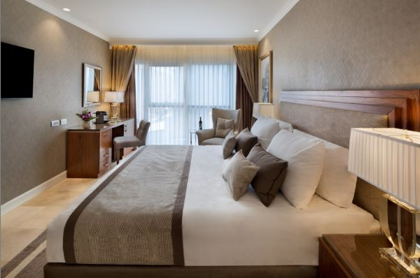 בית מלון הרברט סמואל 5 כוכבים ירושלים