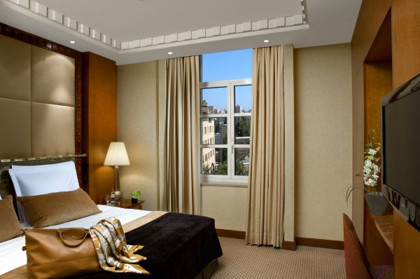 מלון יוקרה המלך דוד בירושלים