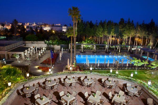 מלון 5 כוכבים המלך דוד בירושלים