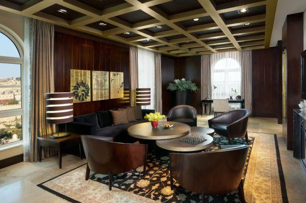 מלון יוקרה המלך דוד