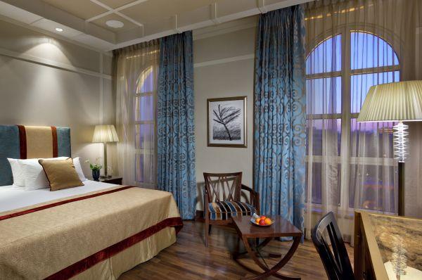 מלון דה לוקס המלך דוד בירושלים - דלקס עיר החדשה קומות 5-6