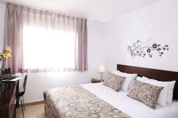 гостиница в  Ашкелон и Негев Рамон - Семейная свита