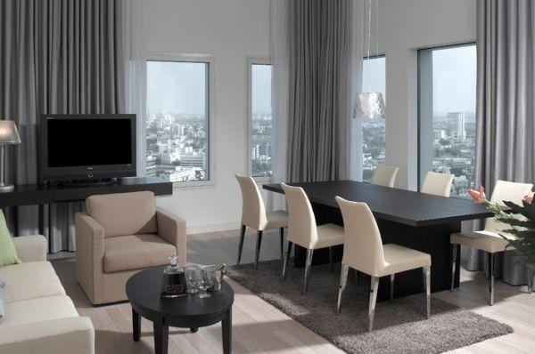 בית מלון תל-אביב והמרכז סיטי סנטר