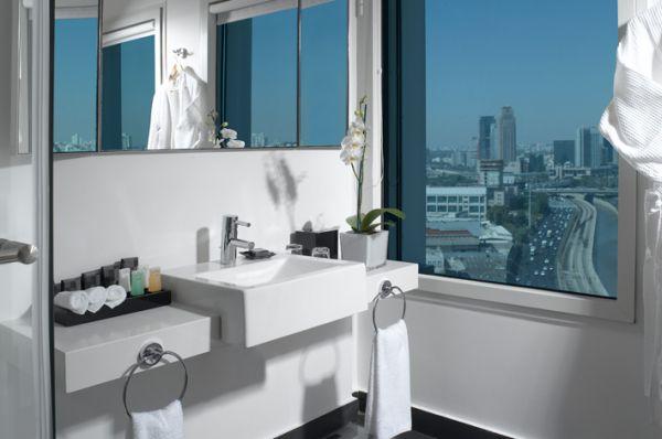 בית מלון סיטי סנטר ב תל-אביב והמרכז - סטודיו