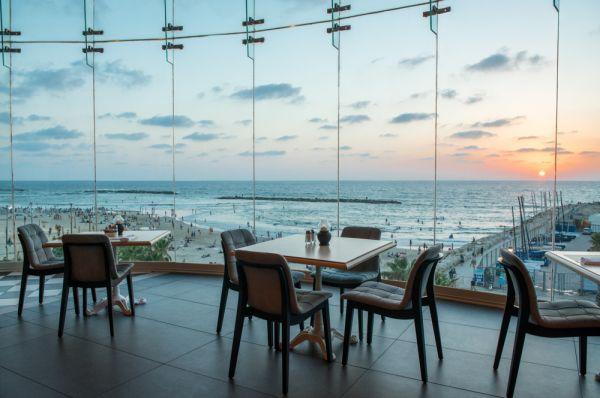 отель Херодс Тель Авив