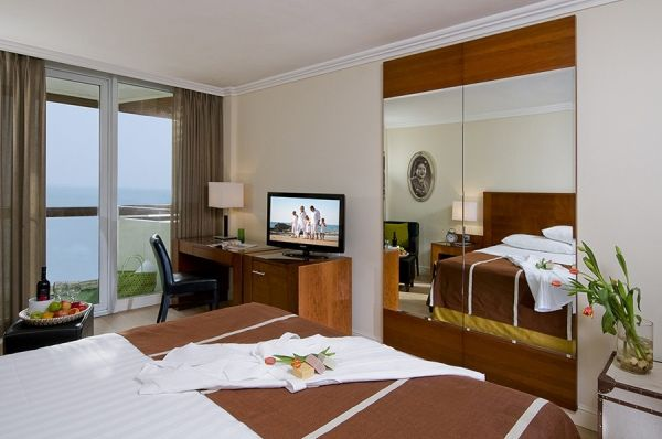 гостиница Херодс Тель Авив - Номер Deluxe