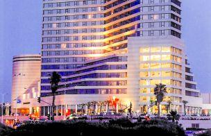בית מלון דיוויד אינטרקונטיננטל 5 כוכבים בתל-אביב והמרכז