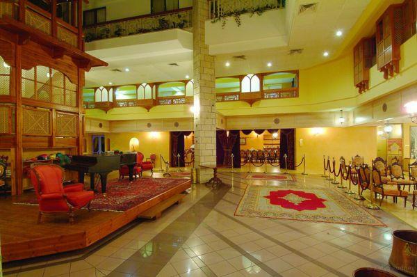отель в  Тверия и Кинерет Дона Грация