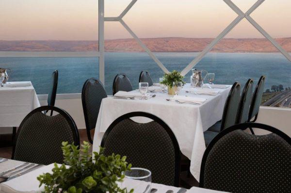 בית מלון טבריה, סובב כנרת ועמקים המלך שלמה