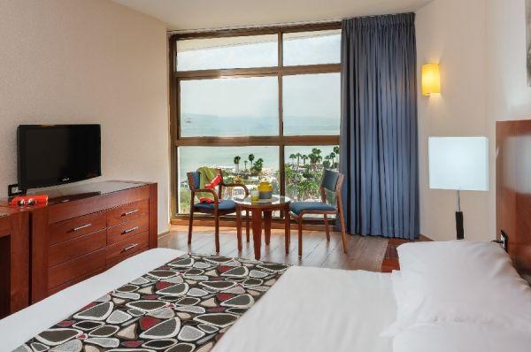 בית מלון לאונרדו טבריה, סובב כנרת ועמקים - סופריור