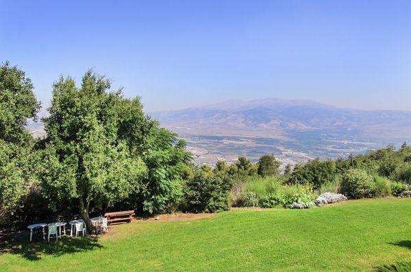אירוח כפרי מנרה בגליל עליון והגולן