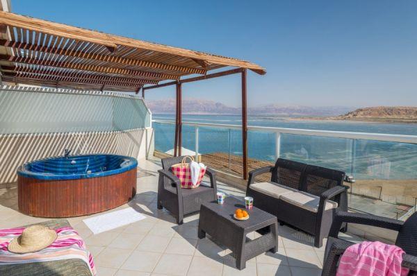 гостиница  Леонардо Клаб все включено Мертвое море - Свита с 2 раздельными спальнями
