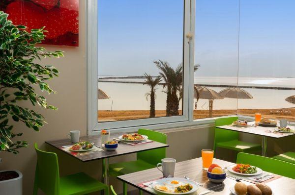 гостиница все включено  Леонардо Клаб в Мертвое море