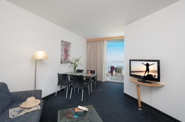 отель Леонардо Клаб все включено в Мертвое море - Номер Deluxe Family
