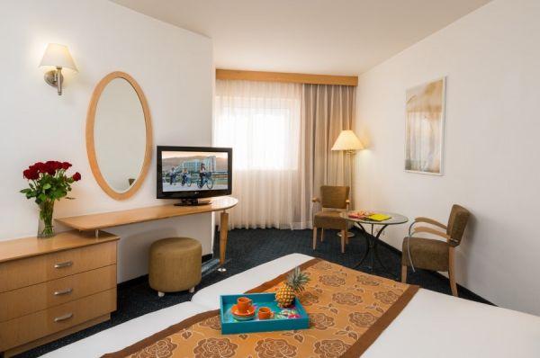 בית מלון לאונרדו קלאב הכל כלול - חדר דלקס