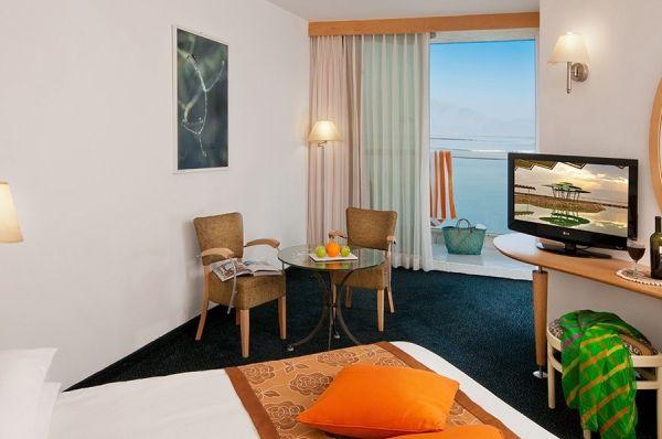 Леонардо Клаб отель all inclusive  Мертвое море - Номер Deluxe