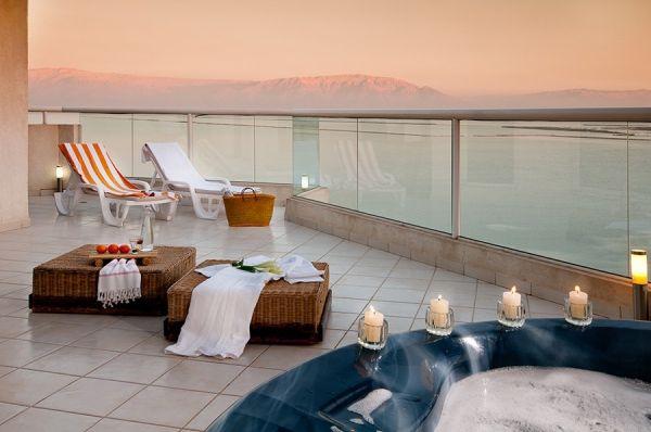 מלון לאונרדו קלאב הכל כלול ים המלח - סוויטה דלקס