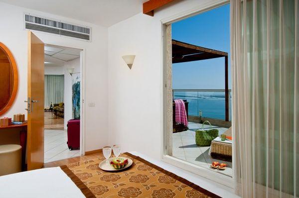 בית מלון הכל כלול לאונרדו קלאב בים המלח - סוויטה נשיאותית