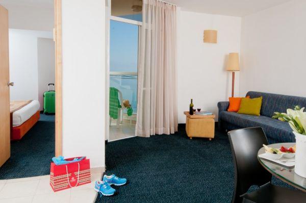 Мертвое море отель все включено  Леонардо Клаб - Свита Superior Junior