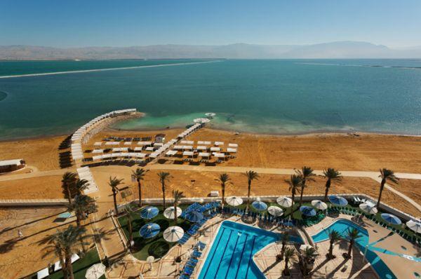 בית מלון קראון פלזה ים המלח