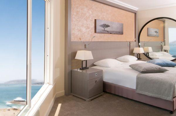 בית מלון קראון פלזה ב ים המלח - חדר קלאב עם טרקלין