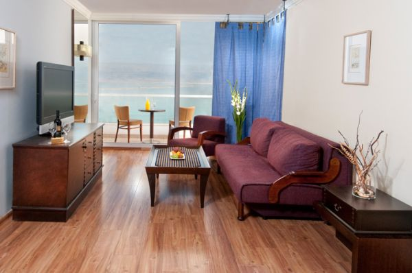 гостиница в  Мертвое море Краун Плаза - Свита Делюкс
