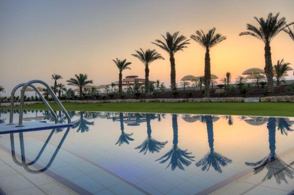 гостиница Херодс Мертвое море