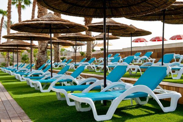 בית מלון הרודס ב ים המלח